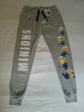 Official Minions Despicable Me - Ladies Lounge Tracksuit Bottoms By Primark