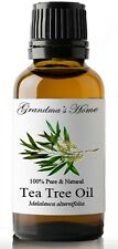 Tea Tree Essential Oil - 100% Pure and Natural - Free Shipping - US Seller!