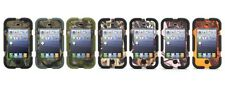 Survivor All-Terrain in Mossy Oak Camo Case with Belt Clip for iPhone 4/4s