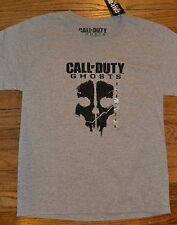 Call of Duty Ghosts Boys Size M (10/12) T-Shirt Licensed Activision New Tags
