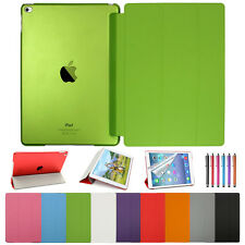 Tri-Fold Slim Leather Case For iPad Mini / Air Smart Cover Stand Sleep Wake Sale