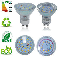 Buy 8 Get 2 Free 4/10X GU10 SMD LED Bulbs High Power 3W=35W 5W=50W Spot Light UK