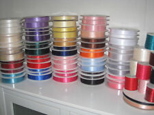 Double Satin Ribbon sizes 10mm,15mm,25mm,Floristry, Gift Wrap,Wedding Cake,Deco