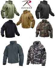 Military & Police Special-Ops Tactical Soft Shell Jacket Waterproof Coat
