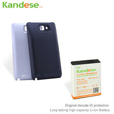 7200mAh Kandese Extended Capacity Li-ion Battery for Phone SS Galaxy NOTE N7000