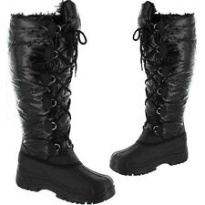 Womens Tall Waterproof Sole Wellies Riding Walking Winter Mucker Boots Size 3-8