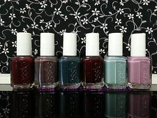 ¸.•*ESSIE Nail Polish Lacquer Shearling Darling Collection Winter 2013¸.•*