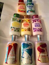 Bath & Body Works Various Full Size Body Lotion 8.0 oz Discontinued Scents
