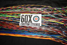 60X Custom Strings String and Cable Set for 2005 Bowtech Patriot VFT Bow