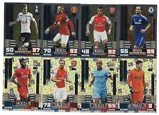 MATCH ATTAX 14 15 FOOTBALL 100 CLUB AND LIMITED EDITION CARDS