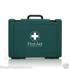 1-10 Person HSE First Aid Workplace Kit with FREE Wall Bracket CE Marked Quality