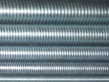 M3 to M20 BZP METRIC THREADED BAR - ROD - SPECIAL OFFER ON 1000mm LENGTHS