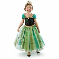 HOT NEW Girls Frozen Princess Anna Elsa Costume Party Dress Birthday GIFT