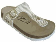 Papillio Birko Flor Gizeh $129rrp Golden Points White 37 - BNIB ***CLEARANCE***