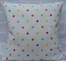 Cath Kidston Dotty Cushion Cover 16 or 18 inch