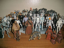 STAR WARS STORMTROOPER'S / CLONE TROOPER'S ACTION FIGURE'S MANY TO CHOOSE FROM