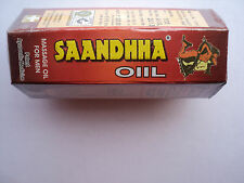 HERBAL SANDHA SANDHHA OIL AYURVEDIC BEST PENIS ENLARGEMENT OIL ★★WORLD FAMOUS★★