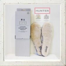 Hunter Boot Shearling Insoles Women's size US 5-11 - Perfect for winter!