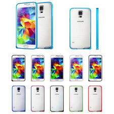 Aluminum Metal Steel Hard Skin Case Cover Bumper For Samsung Galaxy S5 SV 3G 4G