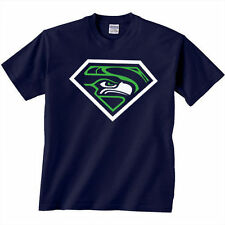 Superbowl Seattle Seahawks SHIRT NFC Champions t-shirt NFL BRAND NEW 2014