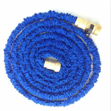 3X Strong 75 Ft ULTRA Pocket Garden Expandable Hose NEW VERSION Brass Free Ship