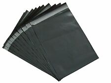 Grey Plastic MAILING BAGS - - - - - - - - Choice of all Sizes.. Choose the size!