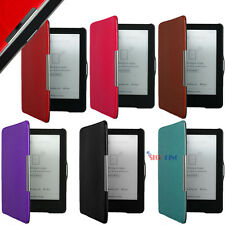 MAGNETIC Auto Sleep COVER CASE SHELL FOR KOBO GLO + Screen Protector + Touch Pen