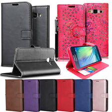 For HTC Desire 300 500 516 601 610 616 816 820 Book Cover Pouch Case Card Slots