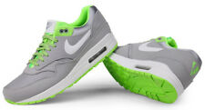 NIKE MENS TRAINERS, SHOES, AIR MAX 1 PREMIUM UK 9.5 to 10 GREY