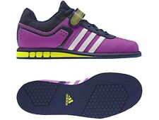 NEW WOMENS ADIDAS POWERLIFT 2.0 WEIGHT LIFTING SHOES - SAVE 40% ON RRP