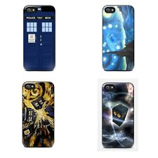 New Dr Doctor Who Tardis Starry Night Case Cover Apple iPhone 4 4s 5 5s 5c 6