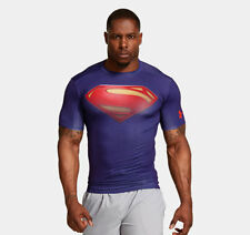 *NWT* Under Armour Superman Man of Steel Compression *Limited Edition*