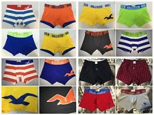 NWT Men's Abercrombie & Fitch and  Hollister Boxer Brief Underwear