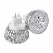 10P 12W MR16 12V LED Spotlight Bulb Lamp Energy Saving Downlight Cool Warm White