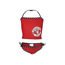 Manchester United FC Official Football Gift Ladies Swimsuit Bikini Tankini