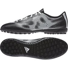 Adidas F5 TF Mens Adults Football Astro Turf Boots Trainers - Black & White Fade