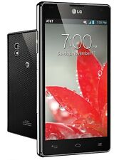 LG Optimus G E970 Black GSM AT&T Smartphone Touchscreen Android