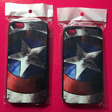 Marvel Avengers Captain America Hard Cover Case for iPhone 4/4S/5/5S