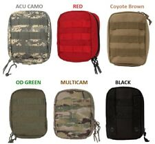 Military Army USMC First Aid Trauma Kit MOLLE Tactical First Aid Pouch Only 9623