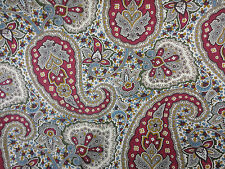 HIGH QUALITY COTTON LAWN PRINT FABRIC - 137CM WIDE - 100% COTTON - ALL SIZES
