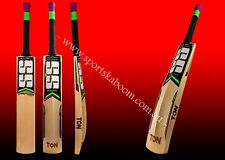 SS TON KS84 Red Players Grade English Willow Cricket Bat + AU Stock + Free Ship