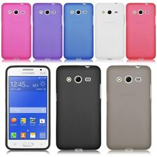 For Samsung Galaxy Core 2 Dual SIM SM-G355H Soft TPU GEL Frosted Case Cover Skin