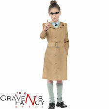 Miss Trunchbull Licenced Matilda Book Week Girls Fancy Dress Roald Dahl Day
