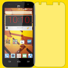 Clear Screen Protector LCD Shield Film For ZTE Speed (Boost Mobile)