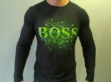 Hugo Boss Dark Grey Sweater. Size S M L XL 2XL 3XL SALE!!!