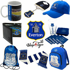 EVERTON FC FOOTBALL CLUB SOCCER TEAM OFFICIAL FAN APPAREL MERCHANDISE GIFTS NEW