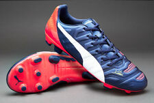 Puma EvoPOWER 3.2 FG Mens Football Boots Sizes:(UK 7 - 12) 103215-01