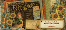 Graphic 45 French Country 12x12 Scrapbooking Paper Pages