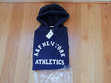 NWT Abercrombie & Fitch Beckhorn Trail Hoodie Navy