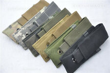 Tactical MOLLE Pistol Magazine Pouch MOLLE Single Magazine Mag Pouch 6 colors